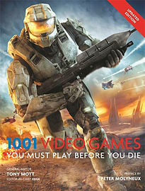 1001: Video Games You Must Play Before You Die (Paperback) Books