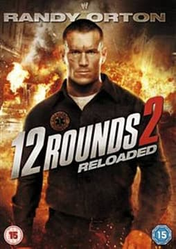 12 Rounds 2: Reloaded [DVD] DVD