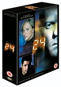24: Season Four DVD Collection [DVD] DVD