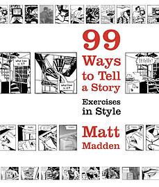 99 Ways to Tell a Story: Exercises in Style (Paperback) Books