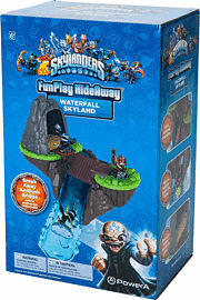 Skylanders FunPlay HideAway - Waterfall Skyland Accessories