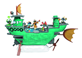 Skylanders FunPlay HideAway - Flynn's Ship Accessories