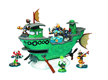 Skylanders FunPlay HideAway - Flynn's Ship screen shot 1