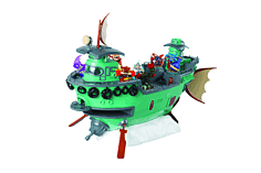 Skylanders FunPlay HideAway - Flynn's Ship screen shot 2
