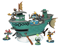 Skylanders FunPlay HideAway - Flynn's Ship screen shot 3