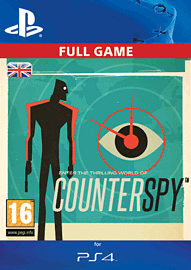 CounterSpy PlayStation Network Cover Art