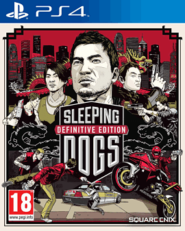 Sleeping Dogs Definitive Edition - Limited Edition PlayStation 4