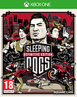 Sleeping Dogs Definitive Edition - Limited Edition Xbox One