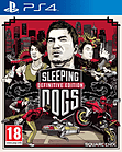 Sleeping Dogs Limited Edition PS4 PlayStation 4