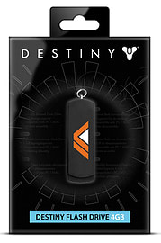Destiny USB Flash Drive 4GB Clothing and Merchandise