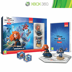 Disney Infinity 2.0: Toy Box Combo Pack Xbox-360 Cover Art