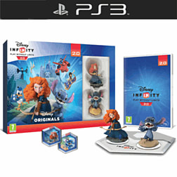 Disney Infinity 2.0: Toy Box Combo Pack PlayStation-3 Cover Art