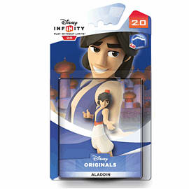 Aladdin - Disney Infinity 2.0 Character Toys and Gadgets
