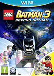 LEGO Batman 3 with Plastic Man Minifigure - Only at GAME Wii U