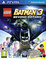 LEGO Batman 3: Beyond Gotham with Plastic Man LEGO Minifigure - Only at GAME PS Vita