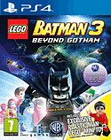 LEGO Batman 3: Beyond Gotham with Plastic Man LEGO Minifigure - Only at GAME PlayStation 4