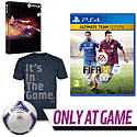 FIFA 15 Ultimate Team Edition with Pre-order Pack - Only at GAME PlayStation 4