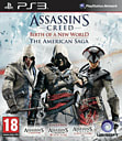 Assassin's Creed - American Saga (Black Flag/AC3/Liberation) PlayStation 3
