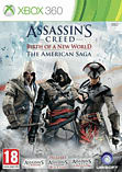 Assassin's Creed - American Saga (Black Flag/AC3/Liberation) Xbox 360