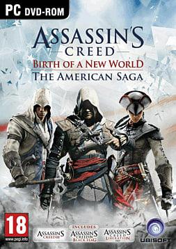 Assassin's Creed - American Saga (Black Flag/AC3/Liberation) PC Games