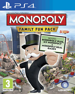 Hasbro Monopoly Family Pack PlayStation 4