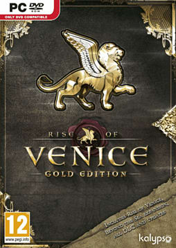 Rise of Venice Gold PC Games Cover Art