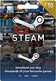 Steam Wallet Top-up £10 Steam Credit