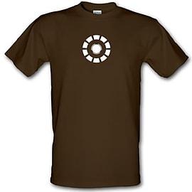 Arc Reactor Iron Man male t-shirt. OraXXLa Clothing