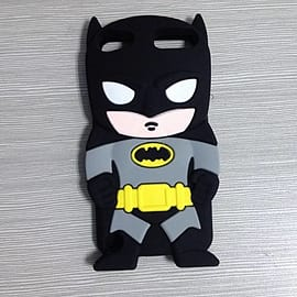 Batman Silicone case cover to fit iPod Touch 5 5th Gen Audio