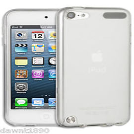 DIA® Crystal Clear Case Cover Skin for Ipod Touch 5 5th Gen Audio
