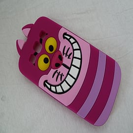 CHESHIRE CAT SILICONE CASE FOR SAMSUNG GALAXY S3 I9300 Mobile phones