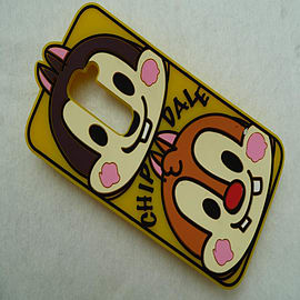 DIA CARTOON CHIP N DALE SILICONE CASE COVER FOR LG G2 Mobile phones