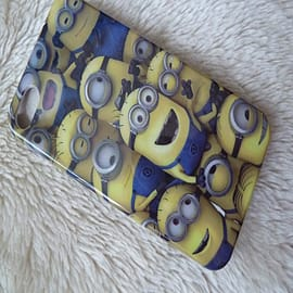 DIA® Despicable Me Minions Hard case to fit iPhone 4 4g 4s Design 1 Mobile phones