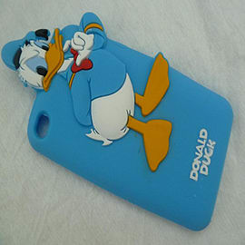 DISNEY DONALD DUCK SOFT SILICONE CASE FOR IPOD TOUCH 4 4G 4TH GEN Audio