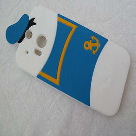 DIA DONALD DUCK SOFT SILICONE PHONE CASE COVER FOR HTC ONE M8 Mobile phones