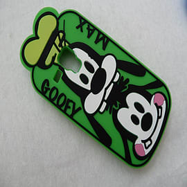 DIA CARTOON GOOFY MAX SILICONE PHONE CASE COVER FOR SAMSUNG GALAXY S3 MINI I8190 Mobile phones