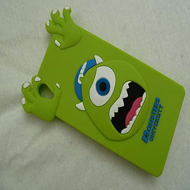 DIA GREEN MIKE MONSTERS INC SILICONE CASE COVER FOR SONY XPERIA Z1 L39H Mobile phones