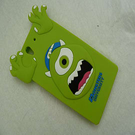 DIA GREEN MIKE MONSTERS INC SILICONE CASE COVER FOR SONY XPERIA Z L36H Mobile phones