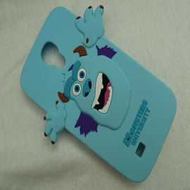 DIA LIGHT BLUE SULLEY MONSTERS INC SILICONE CASE COVER FOR SAMSUNG GALAXY S4 I9500 Mobile phones
