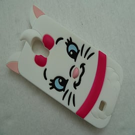 DIA MARIE ARISTOCATS SILICONE CASE COVER FOR SAMSUNG GALAXY S4 I9500 Mobile phones