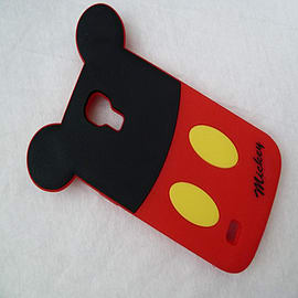 DIA MICKEY MOUSE SILICONE CASE COVER FOR SAMSUNG GALAXY S4 I9500 Mobile phones