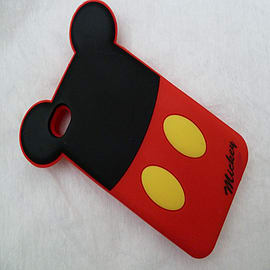 DIA MICKEY MOUSE SILICONE CASE COVER FOR APPLE IPHONE 5 5G 5S Mobile phones