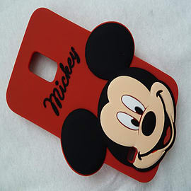 DIA MICKEY MOUSE SERIES 3 BIG FACE SILICONE CASE COVER FOR SAMSUNG GALAXY S5 SM-G900H Mobile phones