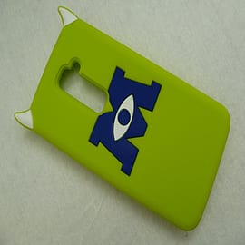 DIA MIKE MONSTERS INC SILICONE CASE COVER FOR LG G2 D802 Mobile phones
