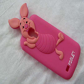 DISNEY PIGLET SOFT SILICONE CASE FOR SAMSUNG GALAXY S4 MINI I9190 Mobile phones