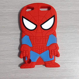 Spider-man Silicone Case cover to fit iPod Touch 5 5th gen Audio