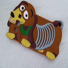 SLINKY DOG SILICONE CASE FOR SAMSUNG GALAXY S3 I9300 Mobile phones