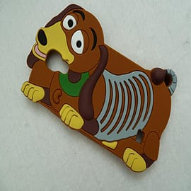 DIA SLINKY TOY STORY SILICONE CASE COVER FOR SAMSUNG GALAXY S4 I9500 Mobile phones