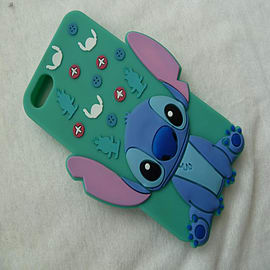 DIA STITCH SERIES 4 STANDING SILICONE CASE COVER FOR IPHONE 4 4G 4S Mobile phones