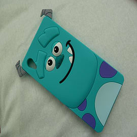 SULLEY SILICONE CASE FOR SONY XPERIA Z1 L39H Mobile phones